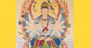 準提佛母 聖像