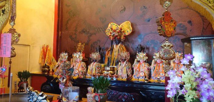 華崗 靈山慈母堂